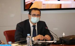 انعقاد الاجتماع الأول للمجلس الاداري للوكالة المغربية لمكافحة المنشطات بالرباط