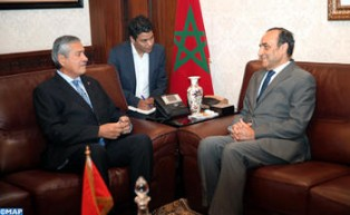 Andean Parliament Speaker Voices Support for Morocco's Territorial Integrity