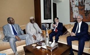 Le Chef du gouvernement appelle à l'échange d'expériences entre les conseils économiques et sociaux africains