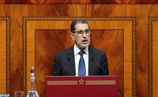 الجلسة الشهرية المتعلقة بالسياسة العامة بمجلس النواب