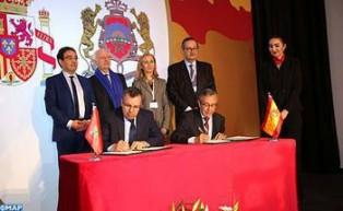 Marruecos y España se comprometen a reforzar su asociación en favor de la integración de los migrantes y del mestizaje cultural