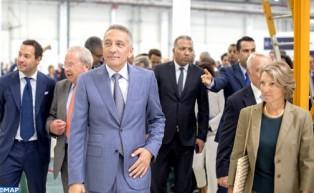 inauguration de l'écosystème du Groupe Proma au Maroc