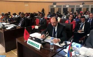 Le Maroc prend part à la réunion ministérielle de l'Union africaine sur la Zone continentale de libre-échange