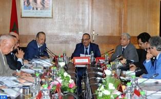 السيد محمد الأعرج: أزيد من 700 مليون درهم قيمة الميزانية المستثمرة ببلادنا من طرف المنتجين الأجانب برسم سنة 2018