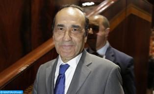 M. El Malki expose à Rabat les grandes lignes du plan d'action de l'UPCI