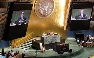 72è Assemblée générale des Nations-Unies