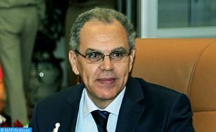 M. Loudyi reçoit le Secrétaire général adjoint de l'OTAN, chargé des Affaires politiques et de la Politique de Sécurité