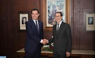 Marruecos, un socio estratégico para Andalucía