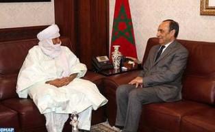 """Marruecos, """"un socio con quien Níger puede contar"""""""