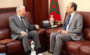 Los medios de reactivar la Unión Magrebí centran entrevista entre El Malki y Baccouche