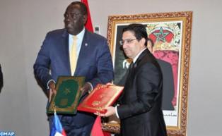 Marruecos y Haití acuerdan reforzar aún más su cooperación bilateral en todos los ámbitos