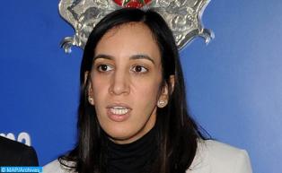 Mme Bouaida expose à Washington l'expérience marocaine en matière de lutte contre le terrorisme et l'extrémisme violent