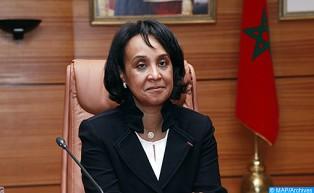 السيدة بوستة: المغرب اختار طريق احترام القانون الدولي لإيجاد تسوية لقضية الصحراء