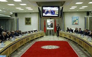 Una delegación de la Organización para la Seguridad y la Cooperación en Europa de visita en Marruecos