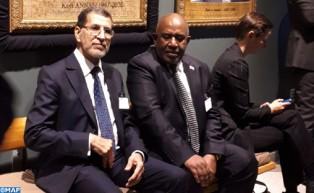 El presidente de Comoras reitera el apoyo de su país a la integridad territorial de Marruecos