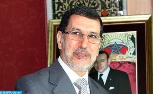 El Otmani no hizo ninguna declaración oficial sobre Argelia y no expresó ninguna posición del Gobierno marroquí