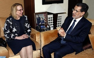 M. Othmani s'entretiens à Rabat avec la ministre québecoise des Relations internationales et de la francophonie