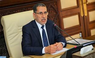 """El Otmani: Le recrutement régional au niveau des Académies, """"un choix stratégique irréversible du gouvernement"""""""