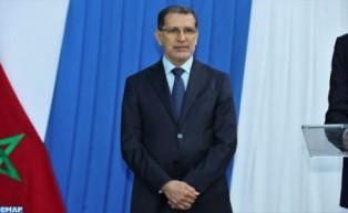 Marruecos-Francia: El Otmani subraya el carácter excepcional y singular de las relaciones bilaterales