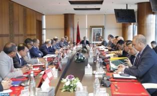 انعقاد اجتماع اللجنة المشتركة بين الوزارات للسلامة الطرقية