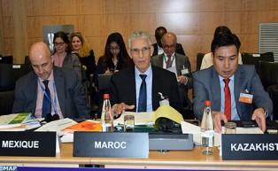 منظمة التعاون والتنمية الاقتصادية : المغرب يشارك في الاجتماع الخامس رفيع المستوى حول التنمية