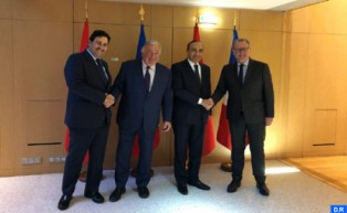 4th French-Moroccan Parliamentary Forum Opens in Paris