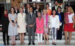 وفد من البرلمانيات والسياسيات الألمانيات يشيد بالإصلاحات التي يقودها جلالة الملك من أجل تعزيز مكانة المرأة المغربية