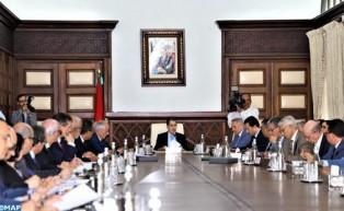 Le chef du gouvernement préside la 77ème Commission des investissements