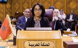 المغرب يؤكد أنه لن يقبل بأي مساس بأرض الحرمين الشريفين وباقي الدول العربية