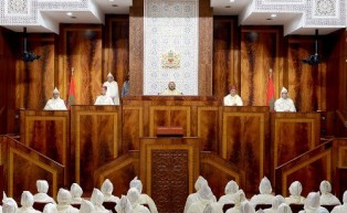 HM the King Chairs Opening of 1st Session of 3rd Legislative Year of 10th Legislature