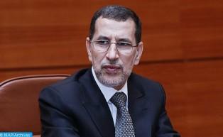 Le chef du gouvernement s'entretient avec le ministre libyen de l'Intérieur