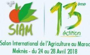 La 13-ème édition du Salon International de l'Agriculture au Maroc
