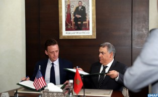 Morocco-MCC: Cooperation Agreement for Implementation of Land Governance Project