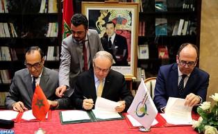 El Parlamento marroquí y el parlamento latinoamericano y caribeño acuerdan establecer canales de comunicación y de interacción