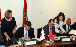 Le Japon accorde un don au Maroc pour l'équipement de la Bibliothèque nationale du Royaume