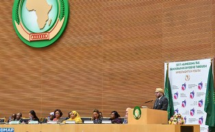 مشاركة المغرب في أشغال الدورة الثامنة والعشرين لقمة الاتحاد الافريقي