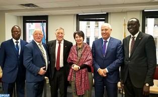 Tenue à New York de la 2è conférence parlementaire sur le Sahel, avec la participation du Maroc