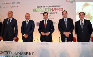 المغرب والأندلس : إرادة مشتركة للدفع بالعلاقات الاقتصادية
