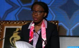 """La secretaria ejecutiva de la CEPA-ONU: Hay que """"colocar desde ahora los hitos de la recuperación posterior al COVID-19"""" en África"""