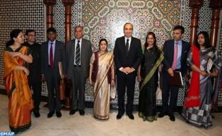 El papel de Marruecos en la lucha contra el terrorismo y el extremismo, apreciado a nivel mundial