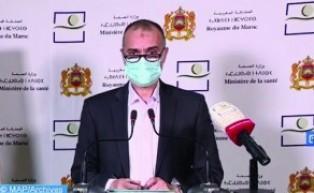 COVID-19: (54) nuevos casos confirmados en Marruecos, 7.697 en total