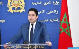 السيد بوريطة :افتتاح بوركينا فاسو قنصلية لها بالداخلة ينسجم مع مواقفها الداعمة لمغربية الصحراء