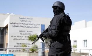 """BCIJ: démantèlement d'une cellule terroriste affiliée à """"daech"""" s'activant à Inzegane et Ait Melloul"""