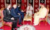 HM the King Receives in Tangier José Luis Rodriguez Zapatero and Miguel Angel Moratinos