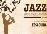 """مهرجان """" الجاز تحت الأركان - الدورة الثالثة-"""