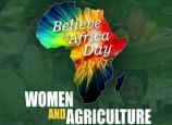 Congrès international sur les femmes et l'agriculture en Afrique - Edition 1
