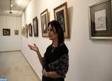 Vernissage de l'exposition ''fragments''
