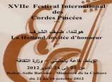 la 22e édition du Festival International des Cordes Pincées