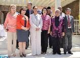 Festival culinario y Bazar de caridad de la ASEAN en Rabat