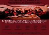 Théâtre en anglais: Desire, Power, Dessert